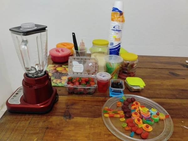 Chamoyada Navideña sin Azúcar