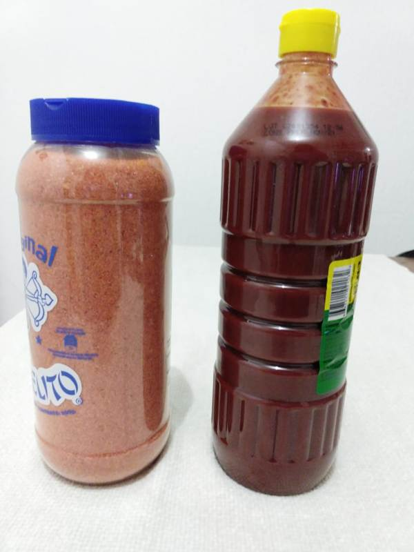 Chile Chamoy y Miguelito